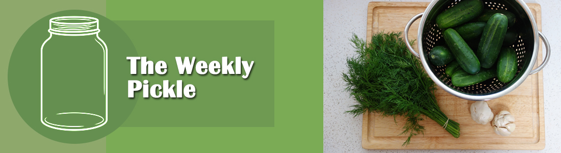 The Weekly Pickle